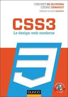 CSS3 - Le design web moderne