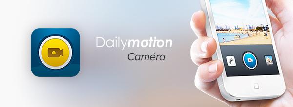 Dailymotion Camera