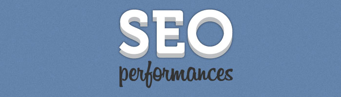 SEO performances