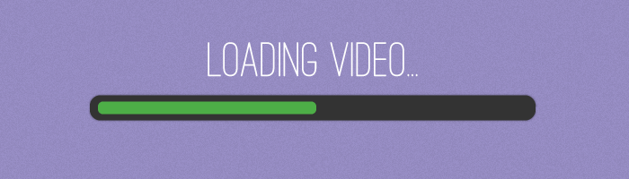 Loading video
