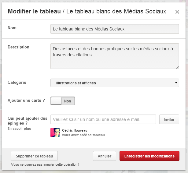 informations-tableau-pinterest