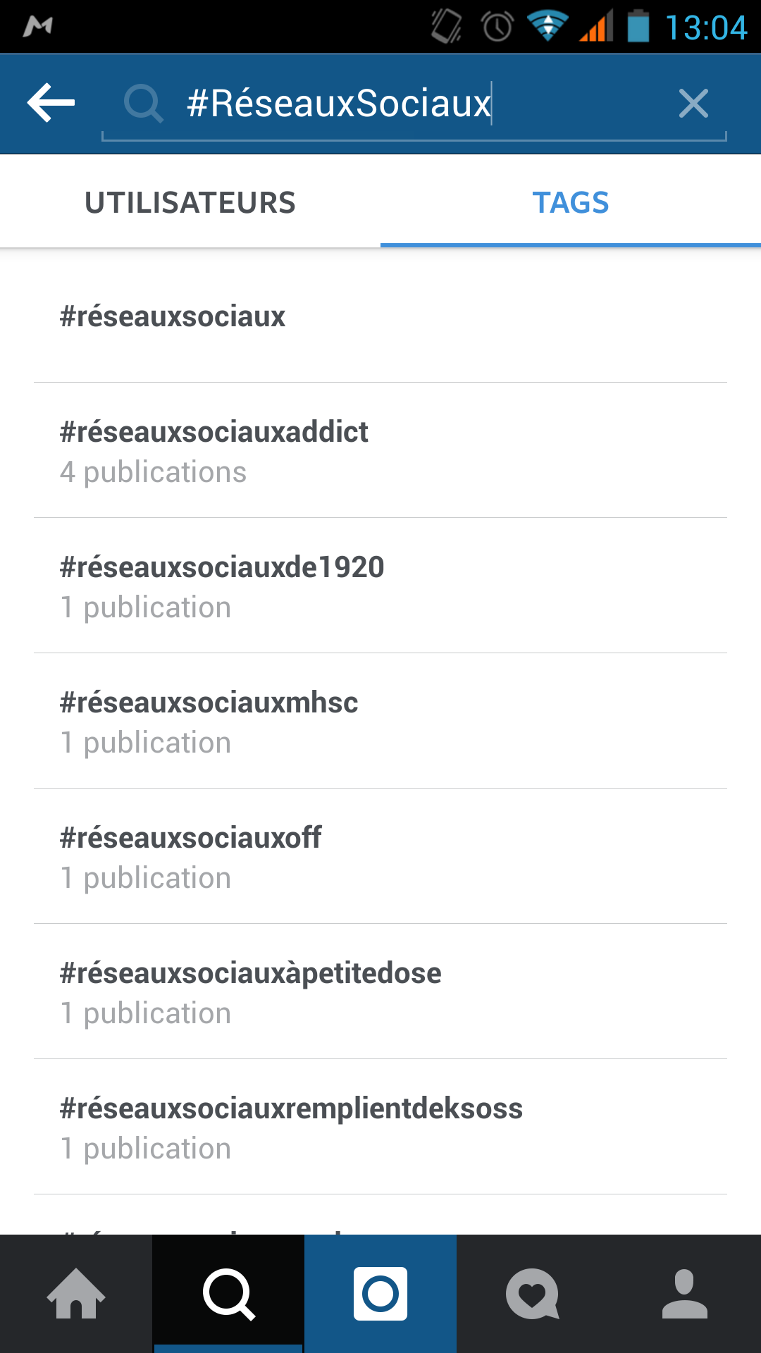 #RéseauxSociaux