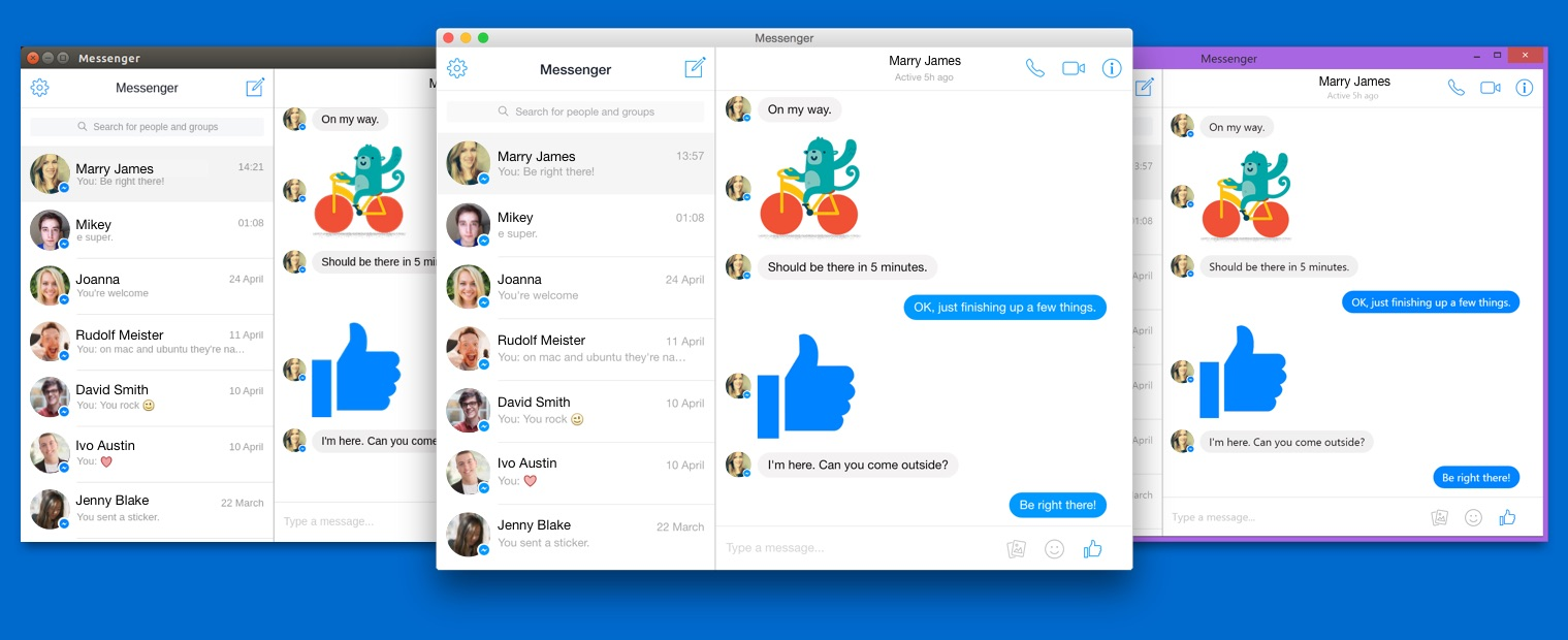 messenger-for-desktop