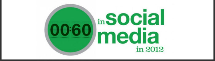 60 secondes médias sociaux 2012