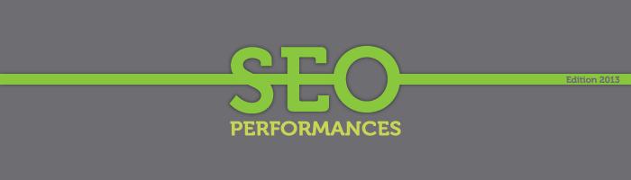 SEO Performances 2013