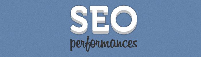 SEO performances