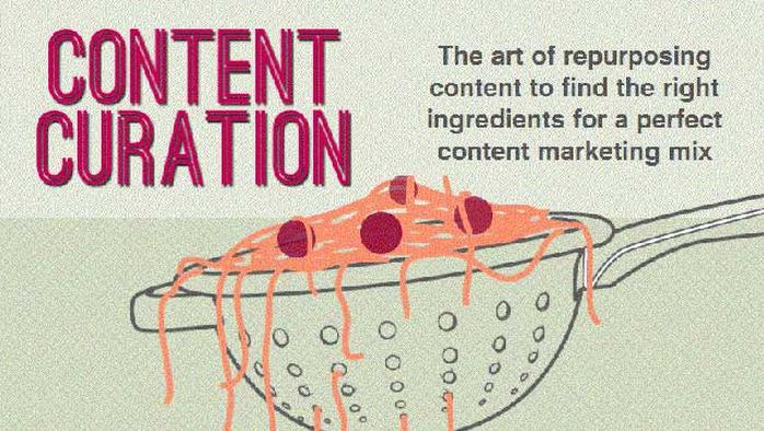 Ne publiez pas de liens vers votre curation de contenus sur les réseaux sociaux